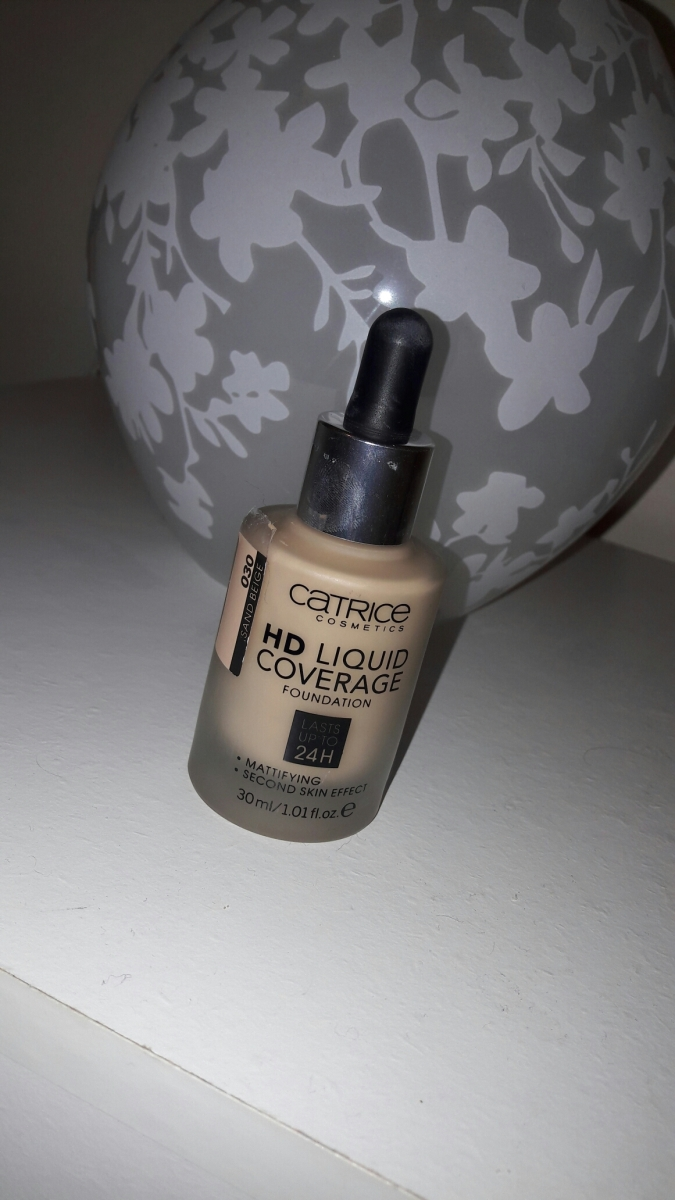 Review: Catrice Foundation